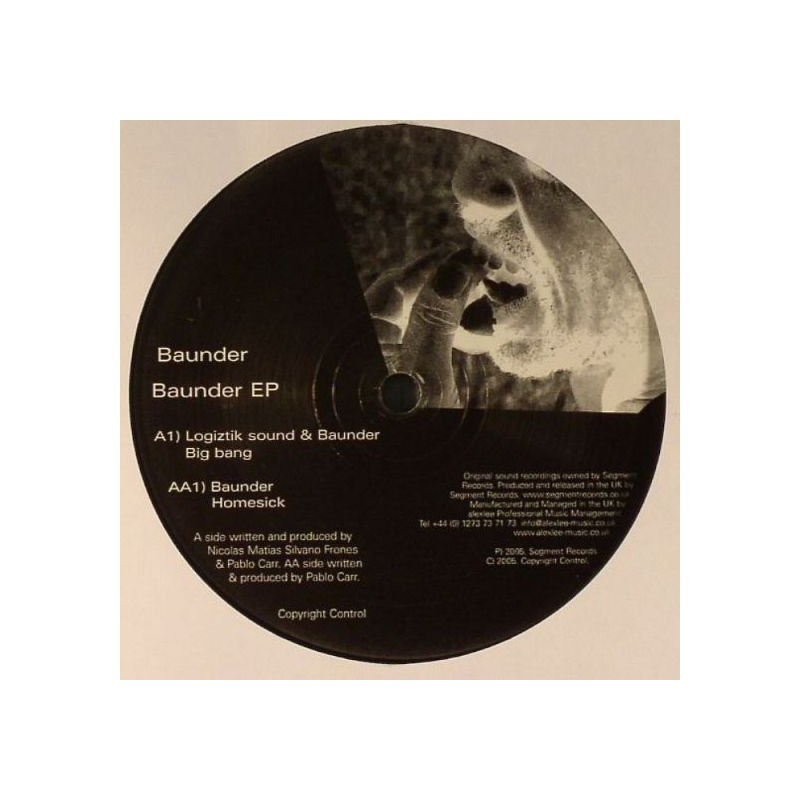 "7"" RADIO BIRDMAN Burned My Eye / Photo Album"