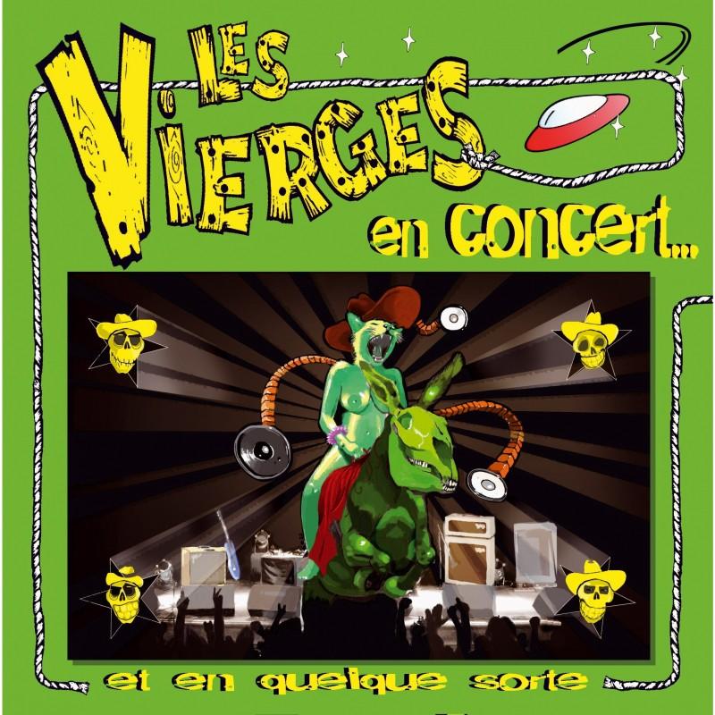 VIERGES, LES - En Concert