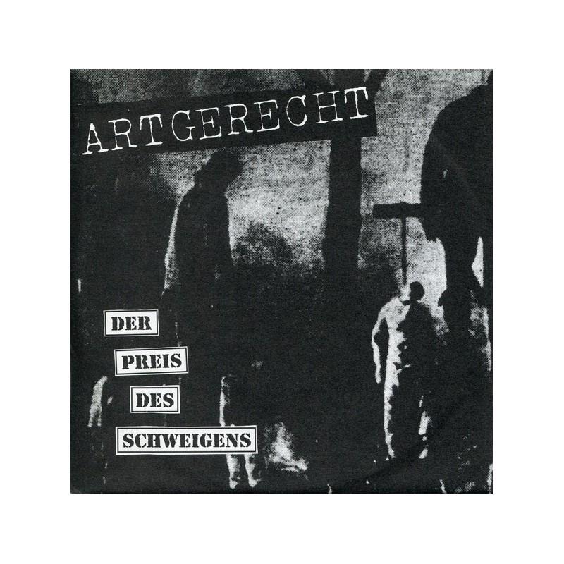 ARTGERECHT - Der Preis Des Schweigens