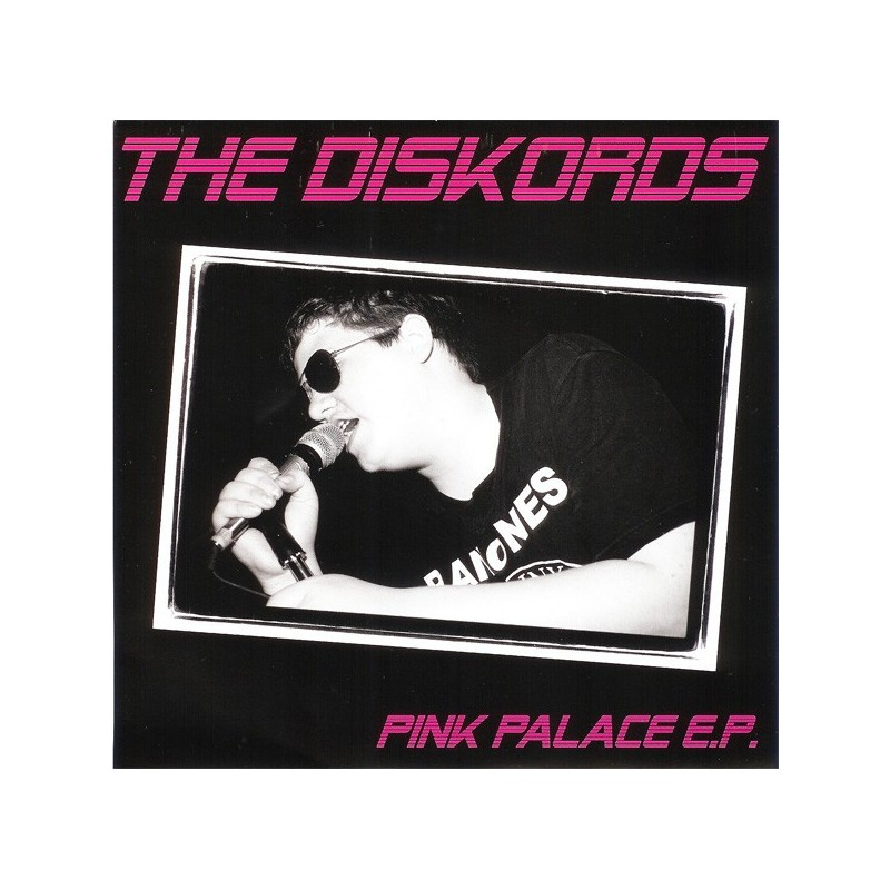 DISKORDS, THE - Pink Palace