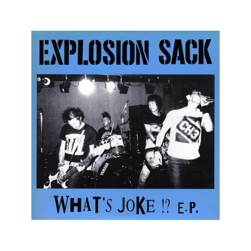 EXPLOSION SACK - What's Joke ! ?
