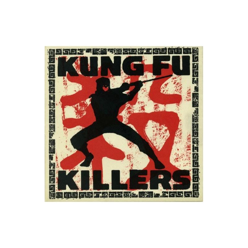 KUNG FU KILLERS - Burning Bush
