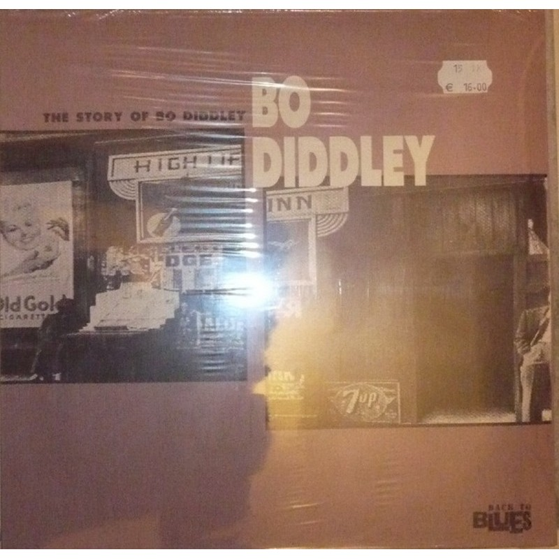 Diddley, Bo - The Story Of Bo Diddley