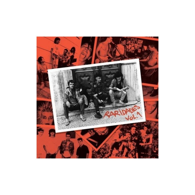 Various Raridades Vol.1 Punk in Portugal