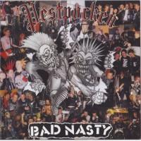BAD NASTY / PESTPOCKEN - Split