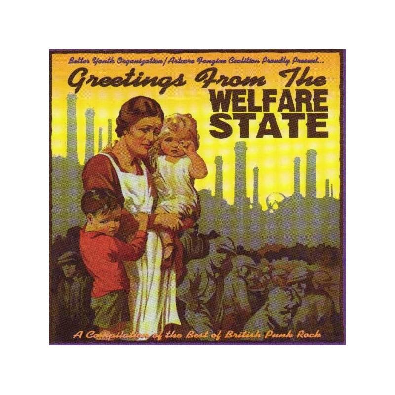 Various - Welfare State