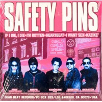 HELLBENDERS, THE / SAFETY PINS - Split