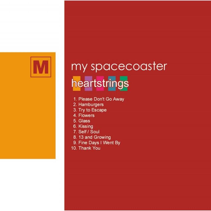 MY SPACECOASTER - Heartstrings