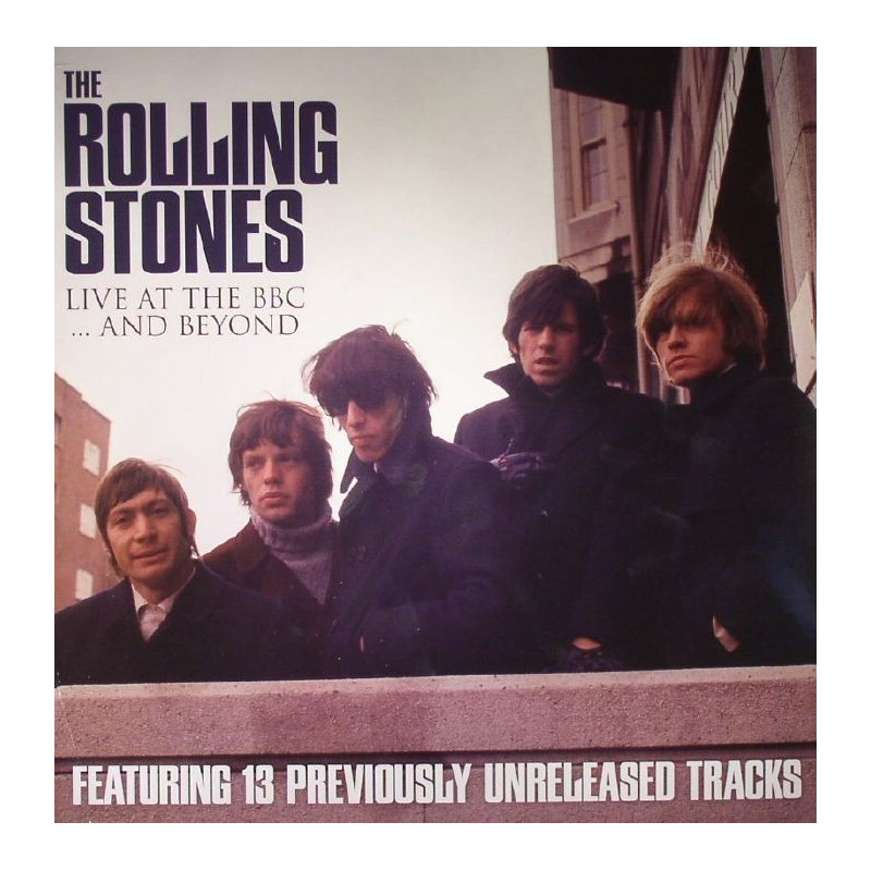 ROLLING STONES, THE - Live At The BBC And Beyond