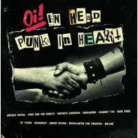 Various Oi ! In Head, Punk In Heart !