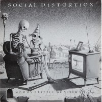 SOCIAL DISTORTION - Mommy´s Little Monster