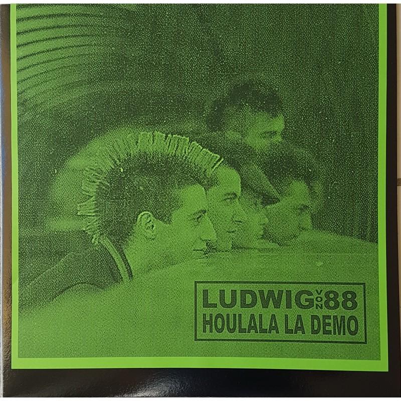 LUDWIG VON 88 - Houlala La Démo ( Pochette Vert )