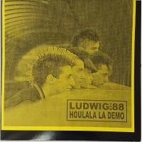 LUDWIG VON 88 - Houlala La Démo ( Pochette Jaune)