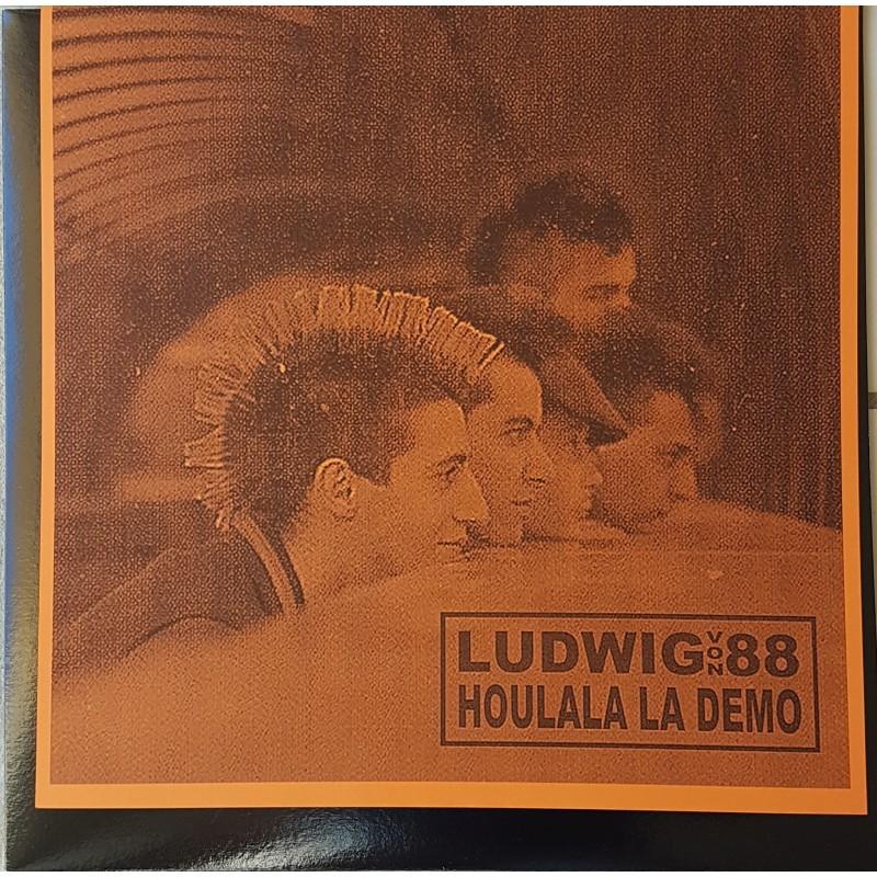 LUDWIG VON 88 - Houlala La Démo ( Pochette Orange)