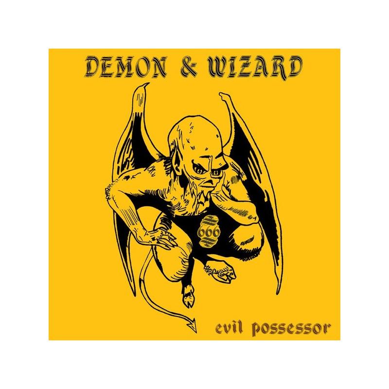 DEMON & WIZARD - Evil Possessor