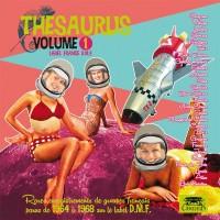 Various - Thesaurus Vol.1 Label France D.M.F.