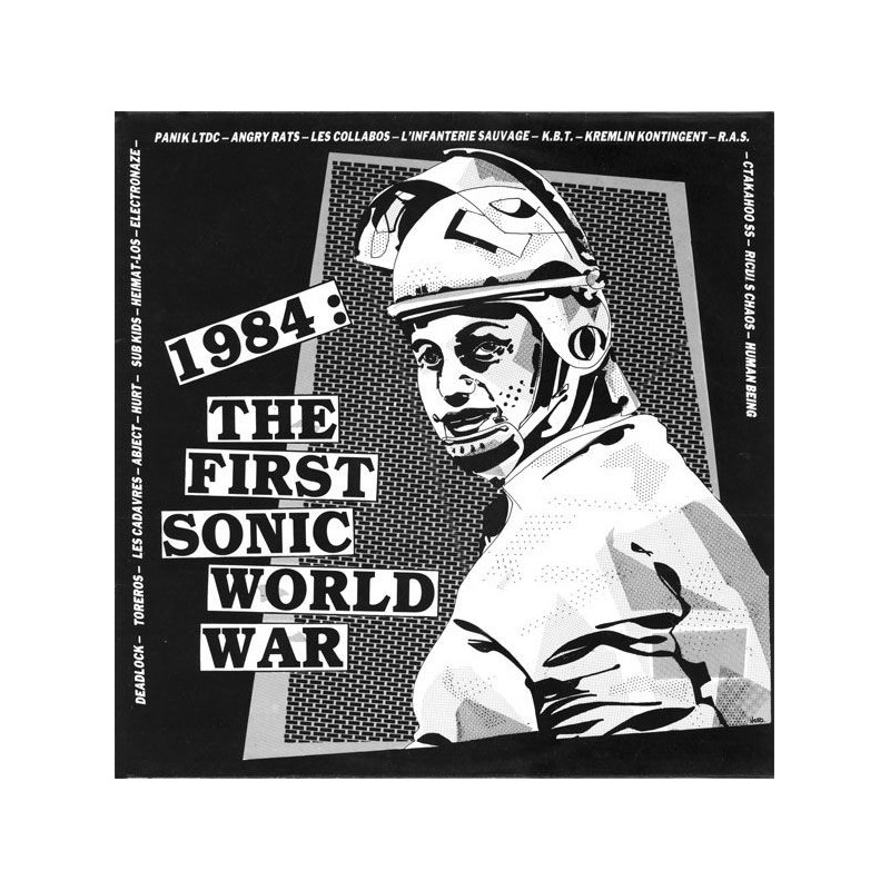 Various - 1984 : The First Sonic World War