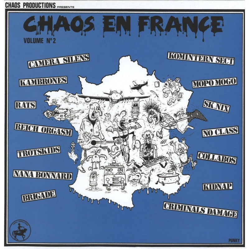 Various - Chaos En France Vol.2