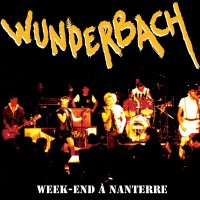 WUNDERBACH - Week-End À Nanterre