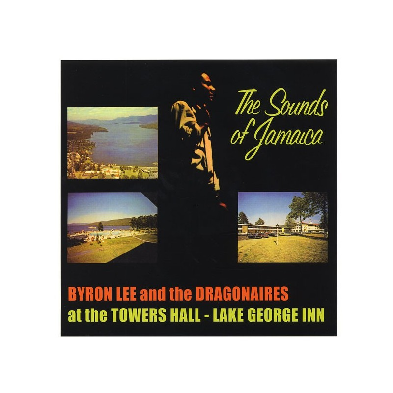 BYRON LEE & DRAGONAIRES - The Sounds Of Jamaica