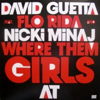 DAVID GUETTA Feat. FLO RIDA AND LICKI MINAJ - Where Them Girls At