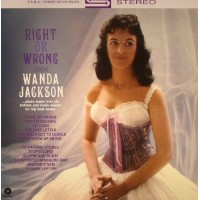 Wanda Jackson - Right Or Wrong