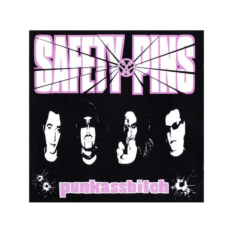 SAFETY PINS - Punkassbitch