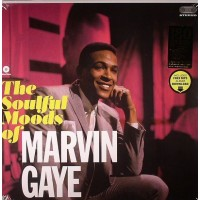 MARVIN GAYE - The Soulful Moods
