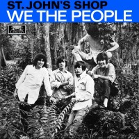 WE THE PEOPLE - St. John's Shop Ep (Black)