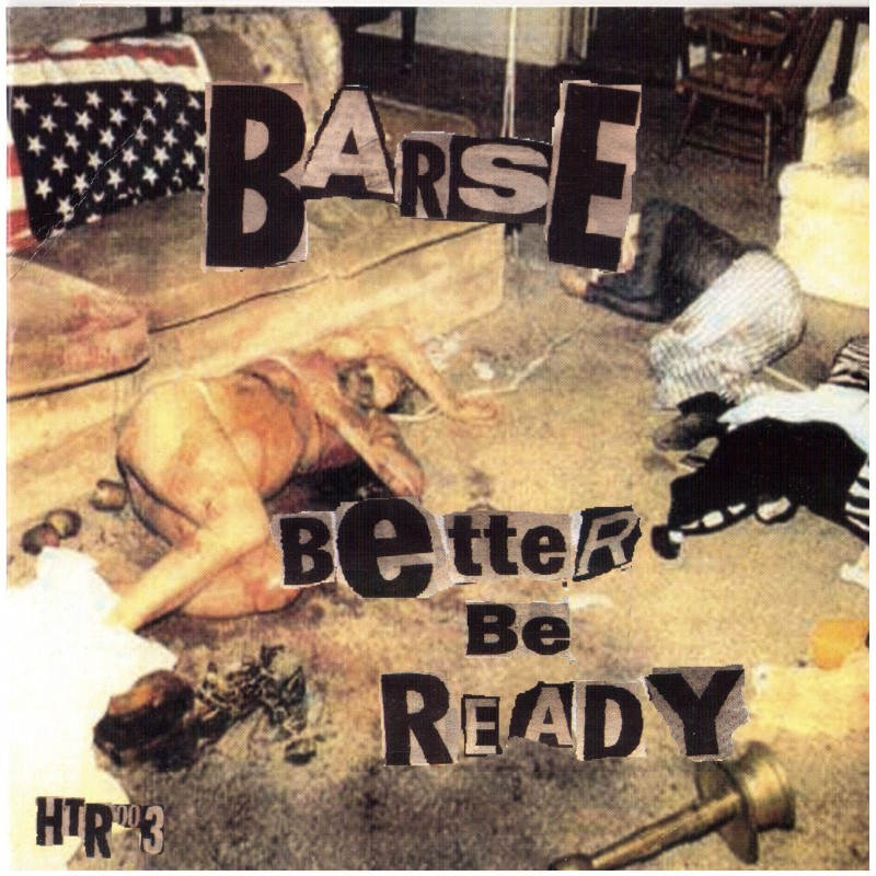 BARSE - Better Be Ready