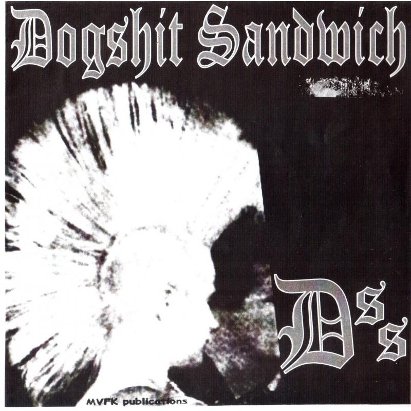 DOGSHIT SANDWICH / DANGERFIELDS, THE - Split