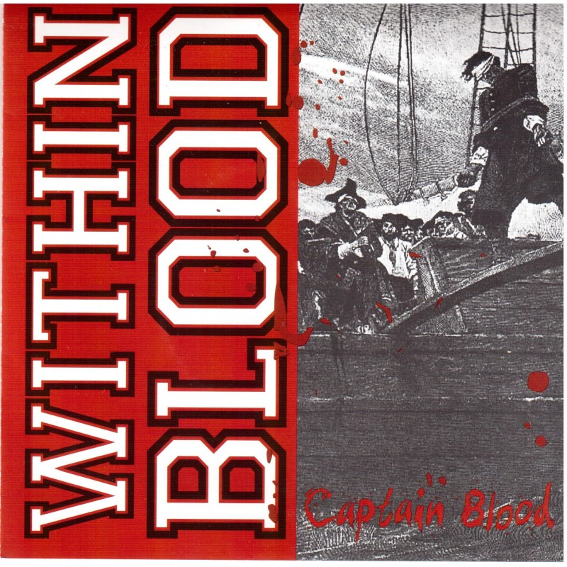 WITHIN BLOOD - Captain Blood