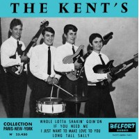 KENT'S - Whole Lotta Shakin' Goin' On