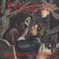 Exploited, The - Death Before Dishonour