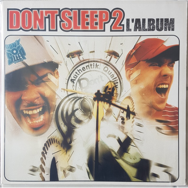 Various - Don't Sleep 2 L'Album