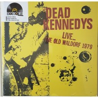 DEAD KENNEDYS - Live... The Old Waldorf 1979
