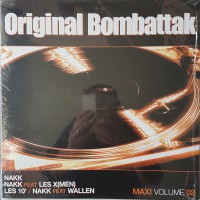 NAKK / WALLEN / LES X (MEN) - Original Bombattack - Maxi Volume 2