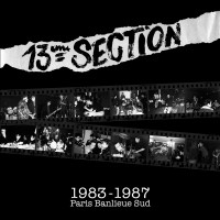 13ème SECTION - 1983 - 1987 Paris Banlieue Sud