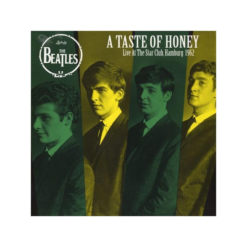 BEATLES, THE - A Taste Of Honey - Live At The Star Club, Hamburg 1962