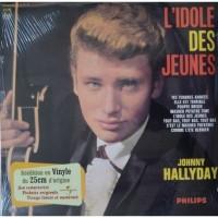 JOHNNY HALLYDAY - N°4 (L'Idole Des Jeunes)