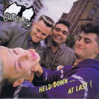 GUANA BATZ - Held Down At Last