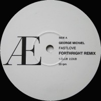 GEORGE MICHAEL - Spinning The Wheel - Fastlove - Forthright Remix