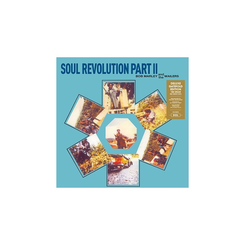 BOB MARLEY & THE WAILERS - Soul Revolution II