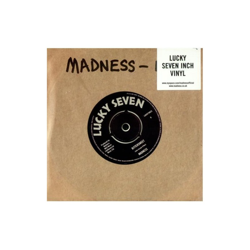 MADNESS - Nw5 / Bittersweet