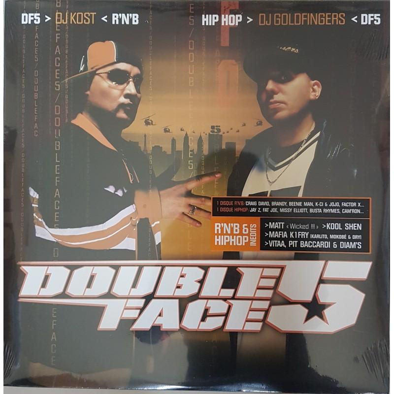 Various Double Face 5 ( DJ Kost & DJ Goldfingers)