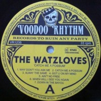 THE WATZLOVES - Catch Me A Possum