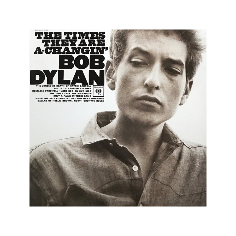 BOB DYLAN - The Times They Are A Changin'