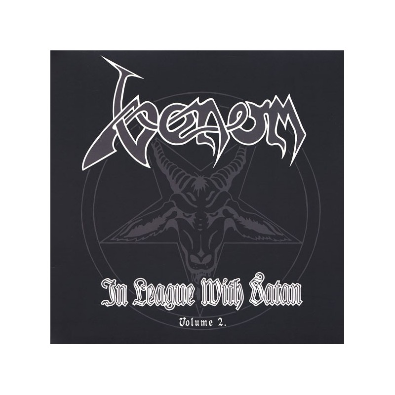 VENOM - In League With Satan - Vol 2