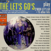 THE LET'S GO - Play C'mon Let's Go + 15 Other Hits