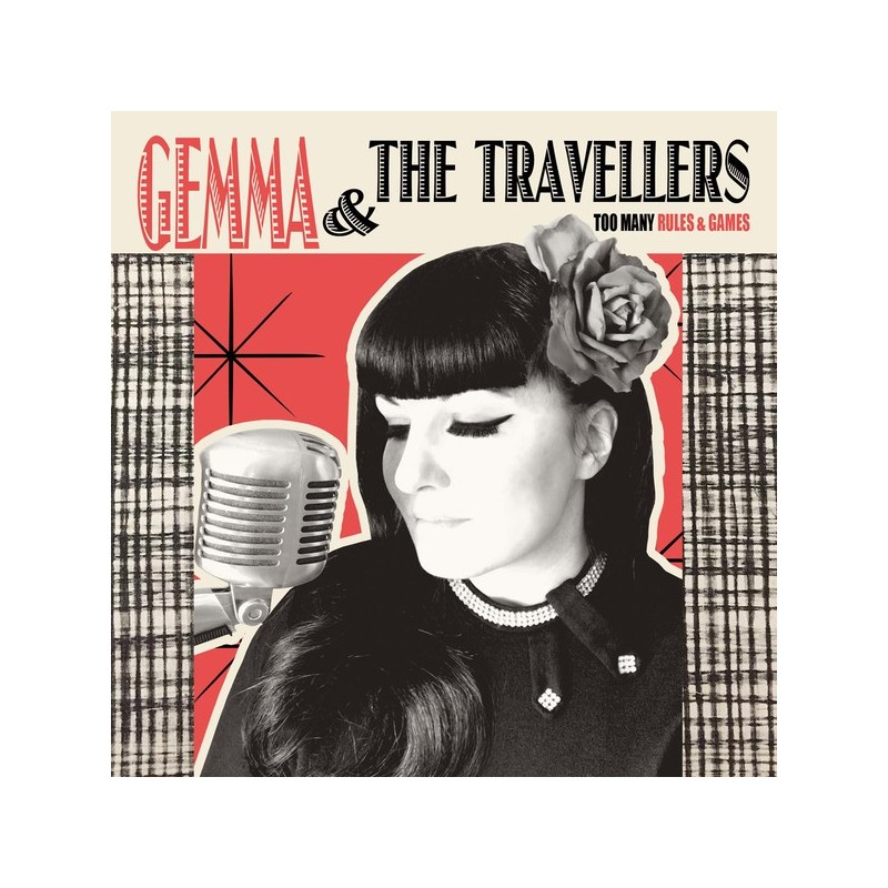 GEMMA & THE TRAVELLERS - Too Many Rules & Games